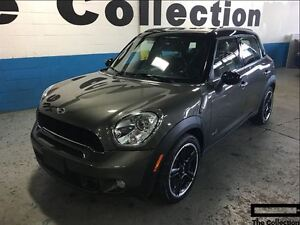 2013 MINI Cooper Countryman S ALL4 w/Sport's Pkg / Navigation &