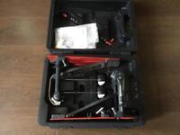 DW 5000 double pedal