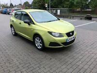 2009 SEAT IBIZA , 5dr, 2 keys, Full service history ,New MOT,Drives great
