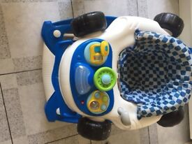 Baby walker /jumperoo/pushchair/car seat /high chair dining chair fir kids