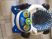 Baby walker /jumperoo/pushchair/car seat /high chair dining chair fir kids