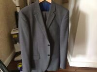 Matinique suit - jacket size 38 (EUR size 48)- trousers measure 34 inches around waist (EUR size 50)