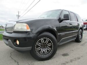 2005 Lincoln Aviator Luxury AWD 7 PASSAGERS A/C CRUISE MAGS!!!