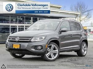 2013 TIGUAN 2.0T HIGHLINE AUTOMATIC 4MOTION