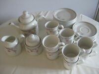 Royal Doulton tea service