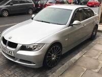 """Bmw 318i Se automatic 2007 with brand new wheels and tyres(19"""") mot till august"""