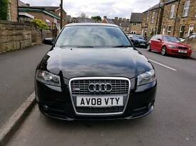 Audi a3 sline 2.0tfsi