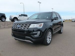 2016 Ford Explorer Limited. Heat/Cool Seats, Remote Start