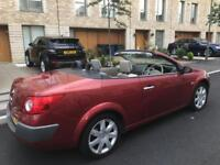 RENAULT MEGANE CONVIRTIBLE 2006 DCI DIESEL CABRIOLET NEW MOT not TIGRA Astra ford or corsa