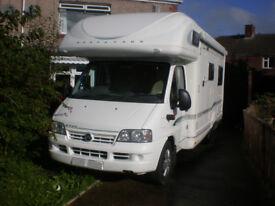 Bessacarr E725 for sale County Durham