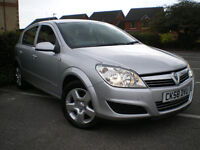 * VAUXHALL ASTRA 1.4 BREEZE MANUAL 5DR *12 MONTHS MOT * Full service history * 3 Months WARRANTY *