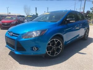 2014 Ford Focus SE SPORTS PACKAGE MAGS SPOILER