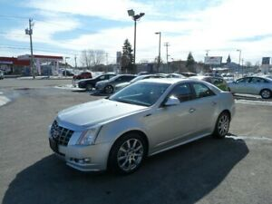 2013 Cadillac Berline CTS Luxury