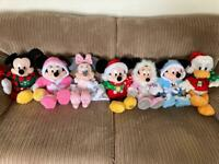 Disney teddies £5 each