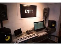 £14P/H - PROFESSIONAL RECORDING STUDIO/ EMI-VIRGIN, HATTY KEANE & ANSAH/ CENTRAL LONDON
