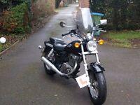 Suzuki Marauder 125cc 2008