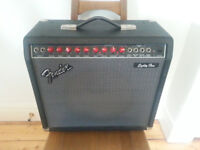 FENDER 85 GUITAR AMP - priced to sell!