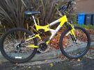 Rhino Thorax Full Suspension Mountain Bike