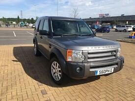 Land Rover discovery 3 TDV6 XS 2.7 diesel
