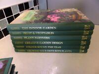 Readers Digest Gardening Encyclopedia - 18 Volumes as pictured