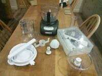 Kitchen aid artisan food processor MODEL 56FPM775EPM0
