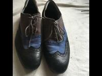 Missus men's formal shoes Sz 10/44 used good condition £5