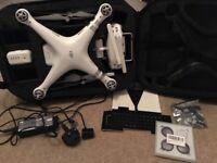 DJI Phantom 3 Advanced drone.