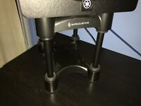 IsoAcoustics ISO L8R Studio Monitor Stand ISO-L8R 155