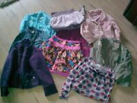 Girls Clothes - Including 4 Jackets !