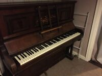 Free piano - Collection only