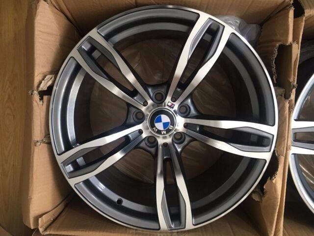 4 X New 19 Bmw F30 F50 Style Alloy Wheels E36 E46 E60 E61 E90 E92 E93 1 3 5 6 Series In Romford London Gumtree