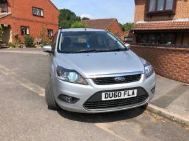 Ford Focus MK2 Facelift, TDI Powershift