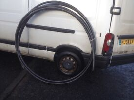 Electricity mains cable duct