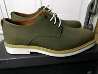Brand new Peter Werth men's Pegg derby shoes uk7