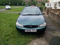 FORD MONDEO MK2 1.8 YEAR 2000 Must Go Today or Tomorrow !!!