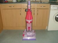 "DYSON DC07 CLIC,VACUUM CLEANER,HOOVER,""6 MONTHS WARRANTY"""