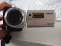 SONY HANDYCAM DCR-SR37 HDD As New! 60GB hard drive, complete with SONY CASE, manual, cables etc.