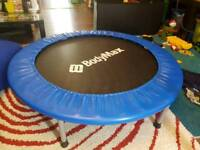 Bodymax mini indoor trampoline / trampette
