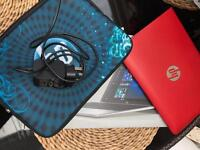 HP Pavilion x2 detachable nearly new red