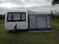 2013 Lunar Delta RS including Inaca Stela Seasonal Awning