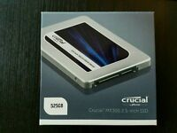 Crucial MX300 525GB Solid State Drive SSD BRAND NEW WARRANTY
