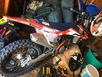 Ktm 250cc 2017