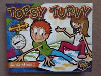 Kids Action game - Topsy Turvy (Twister equivalent) Aged 6+