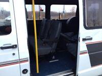 RENAULT TRAFIC SWB 2165CC 9 SEATER (+DRIVER)PETROL MANUAL