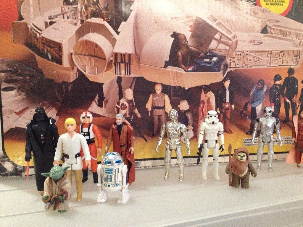 Wanted by Collector - Old Toys- Star Wars, Doctor Who, Action Men, 60s, 70s, 80s, 90s