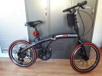 Folding Bike 20 inch
