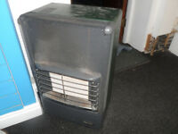 CALOR GAS HEATER WITH GAS BOTTLE GOOD CLEAN CONDITION COLLECT TRAFFORD PARK M17 1SG UNIT F