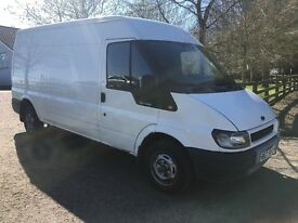 For hire / for sale / 2005 (diesel) ford transit lwb T280