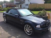 BMW M3 (E46) Evolution SMG 2003 Convertible