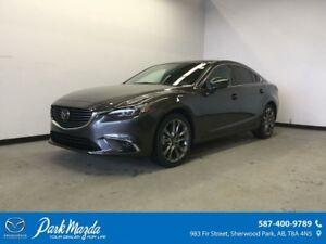 2017 Mazda Mazda6 GT Premium (DEMO)